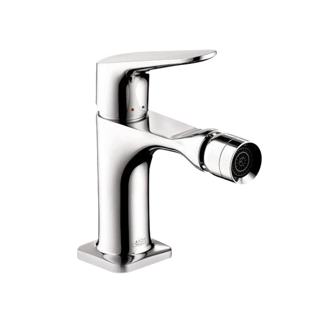 Hansgrohe Citterio M 1-Handle Bidet Faucet in Chrome
