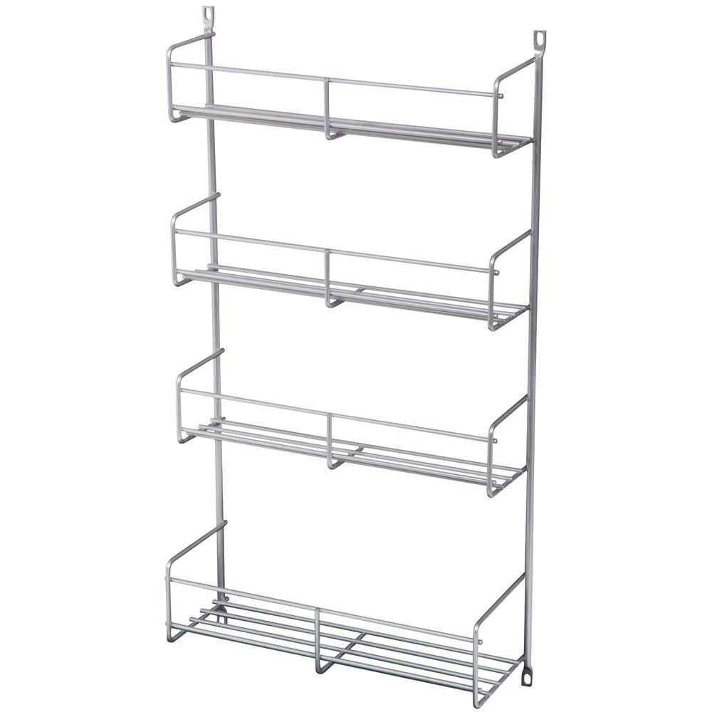 Knape & Vogt 20 in. x 10.81 in. x 3.88 in. Spice Rack Bulk Pack-DISCONTINUED