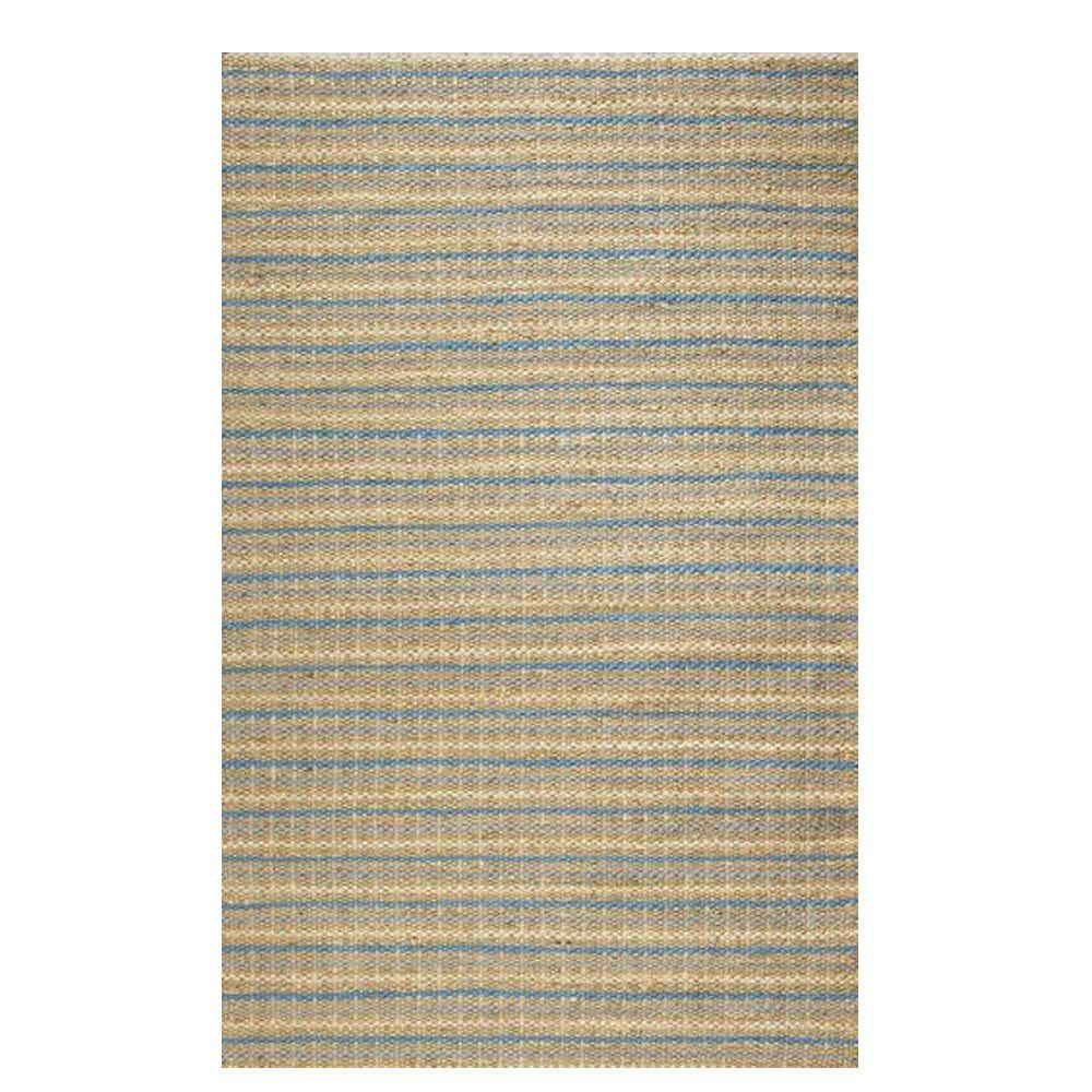 Home Decorators Collection Seasons Jute Stone 3 ft. x 5 ft. Area Rug