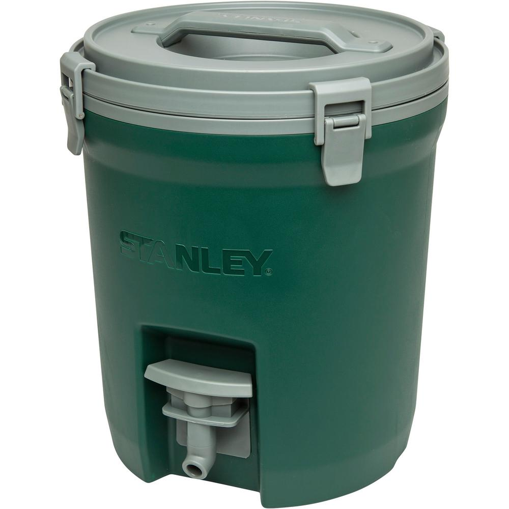 Stanley Adventure 2 Gal. Water Jug, Green-10-01938-001 - The Home Depot