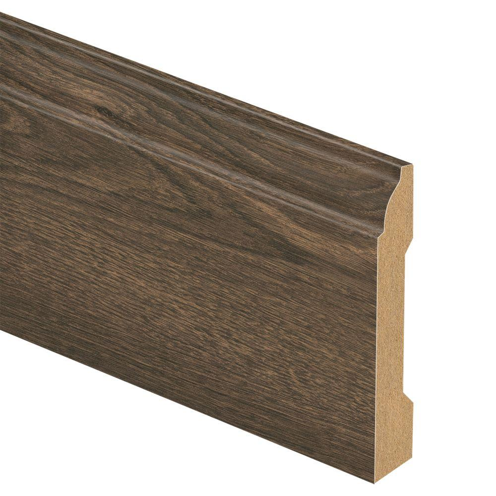 Country Oak Dusk 9/16 in. Thick x 3-1/4 in. Wide x