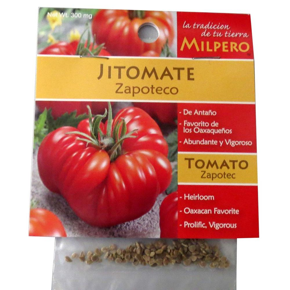 MILPERO Zapotec Tomato Seed-78012-6 - The Home Depot