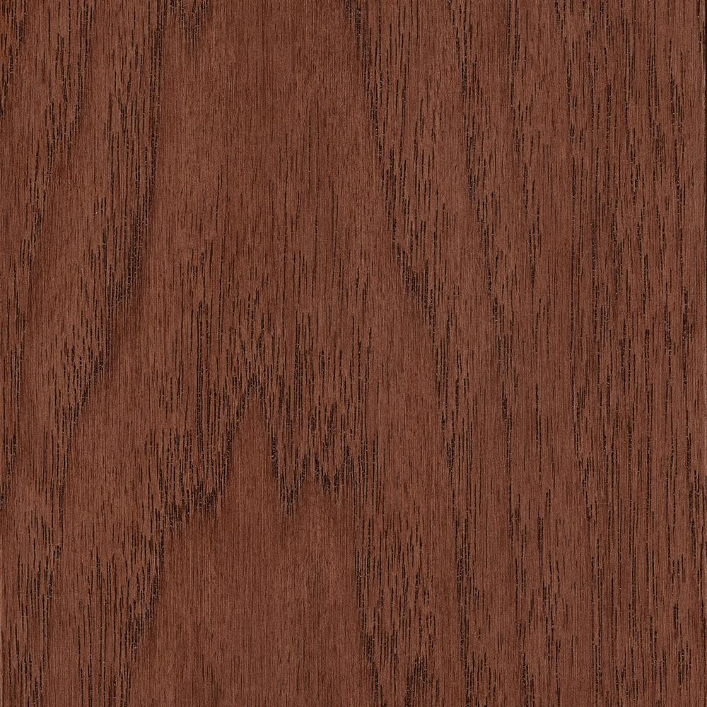 Wire Brushed Benson Hickory 3/8 in. T x 5 in. W