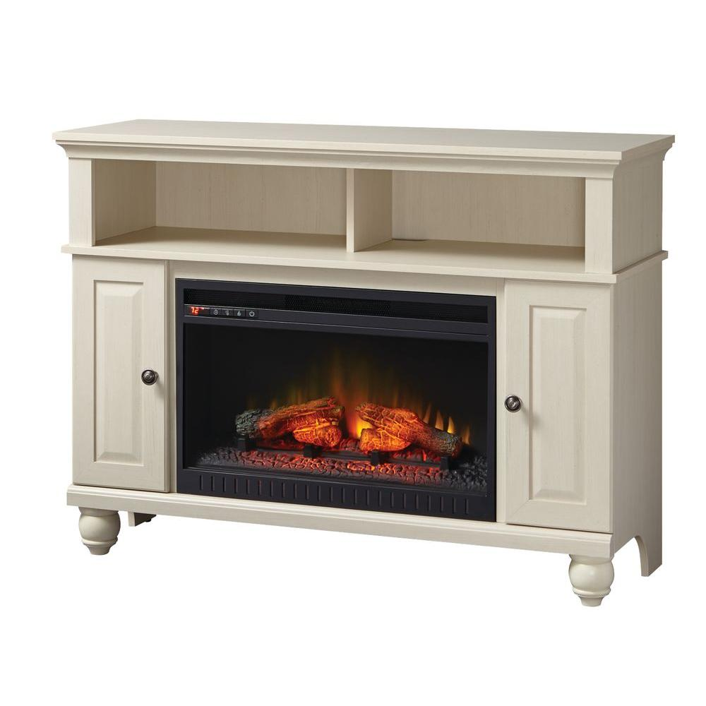 Electric Fireplace Heaters Home Depot: Fireplace & Hearth