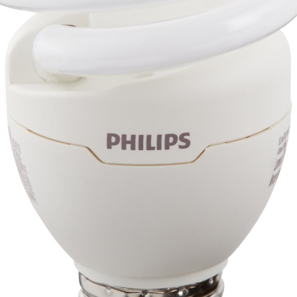 CFL light bulb with an energy-saving design