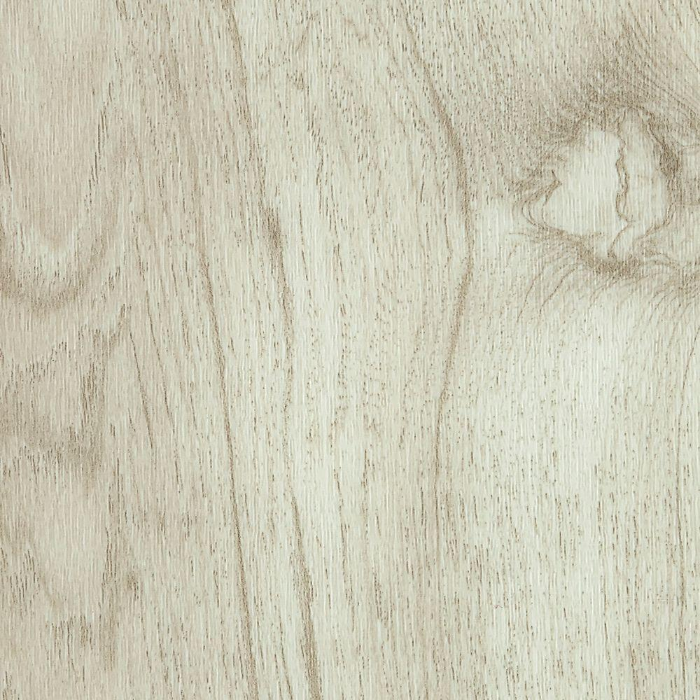 Hickory Sand 4 mm Thick x 7 in. Wide x 48 in. Length Click Lock Luxury Vinyl Plank (23.36 sq. ft. / case), Brown/Textured