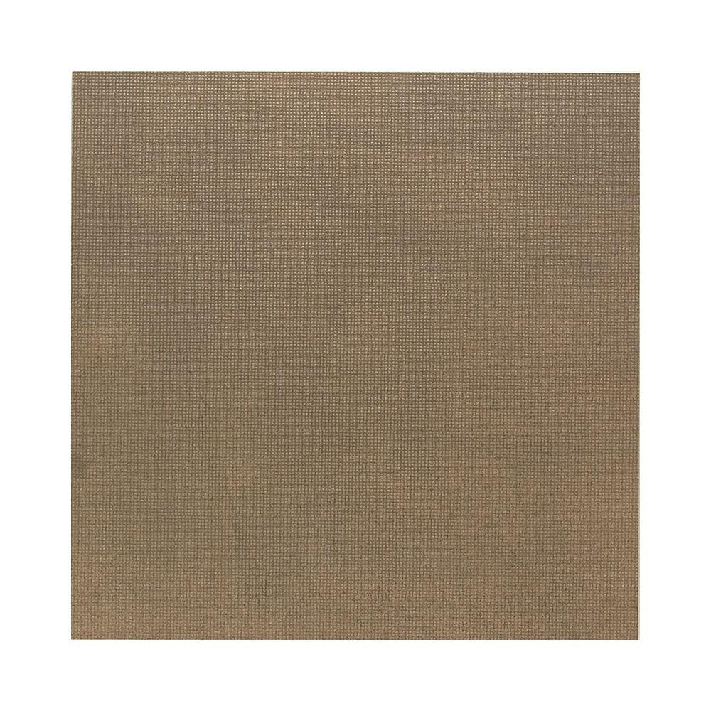 Daltile Vibe Techno Bronze 18 in. x 18 in. Porcelain Floor and Wall Tile (13.07 sq. ft. / case)