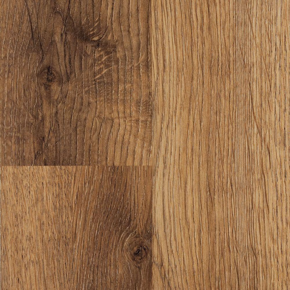Home Legend Palace Oak Light 8 mm Thick x 7-9/16 in. Wide x 50-5/8 in. Length Laminate Flooring (21.30 sq. ft. / case)-DISCONTINUED