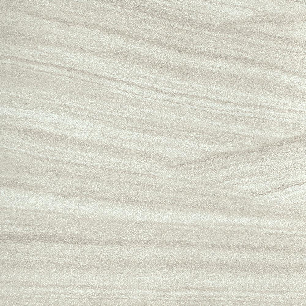 Linear Limestone 12 in. x 12 in. Residential Peel and Stick Vinyl Tile (30 sq. ft. / case), Linear Limestone Low Gloss