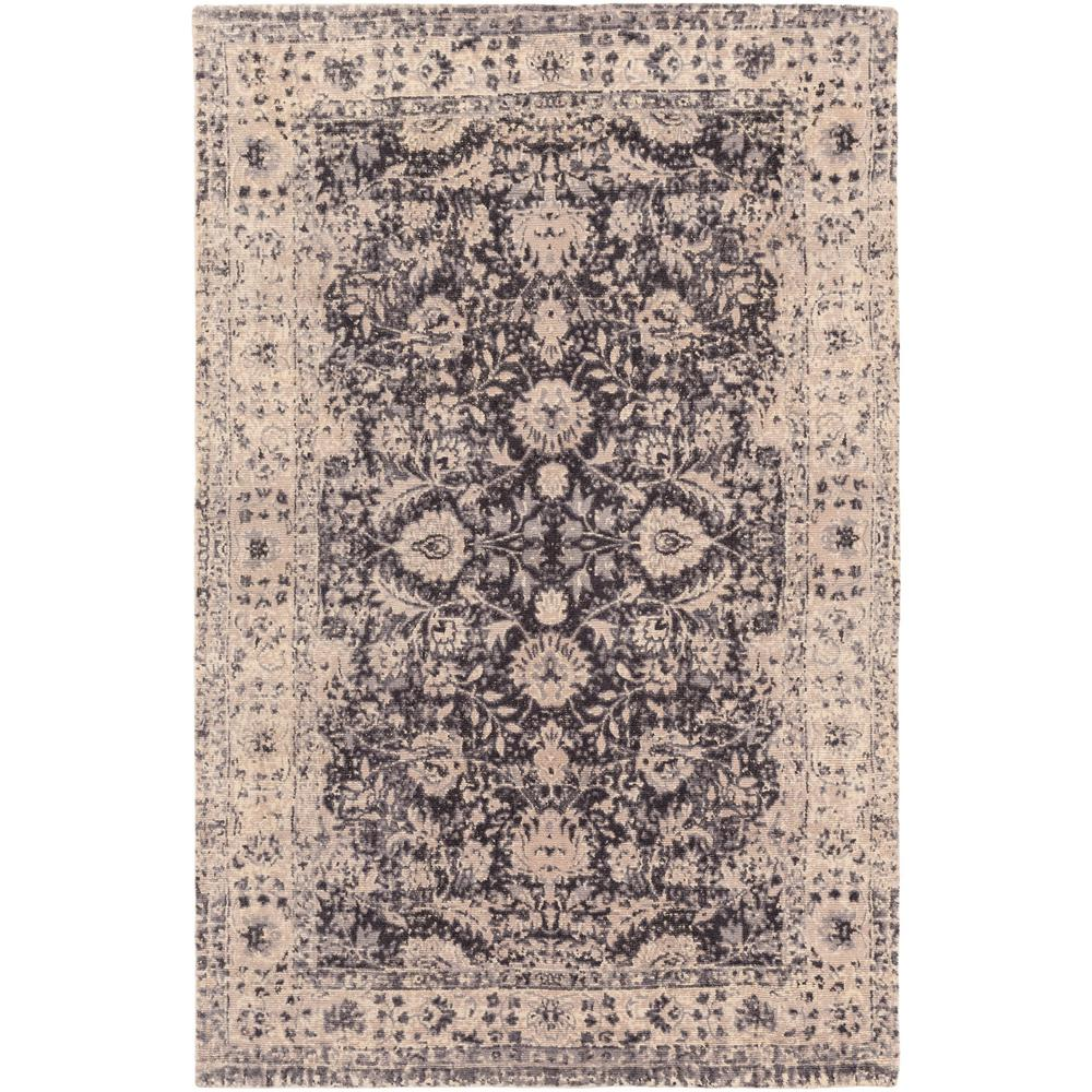 Ambrose Charcoal 8 ft. x 10 ft. Area Rug