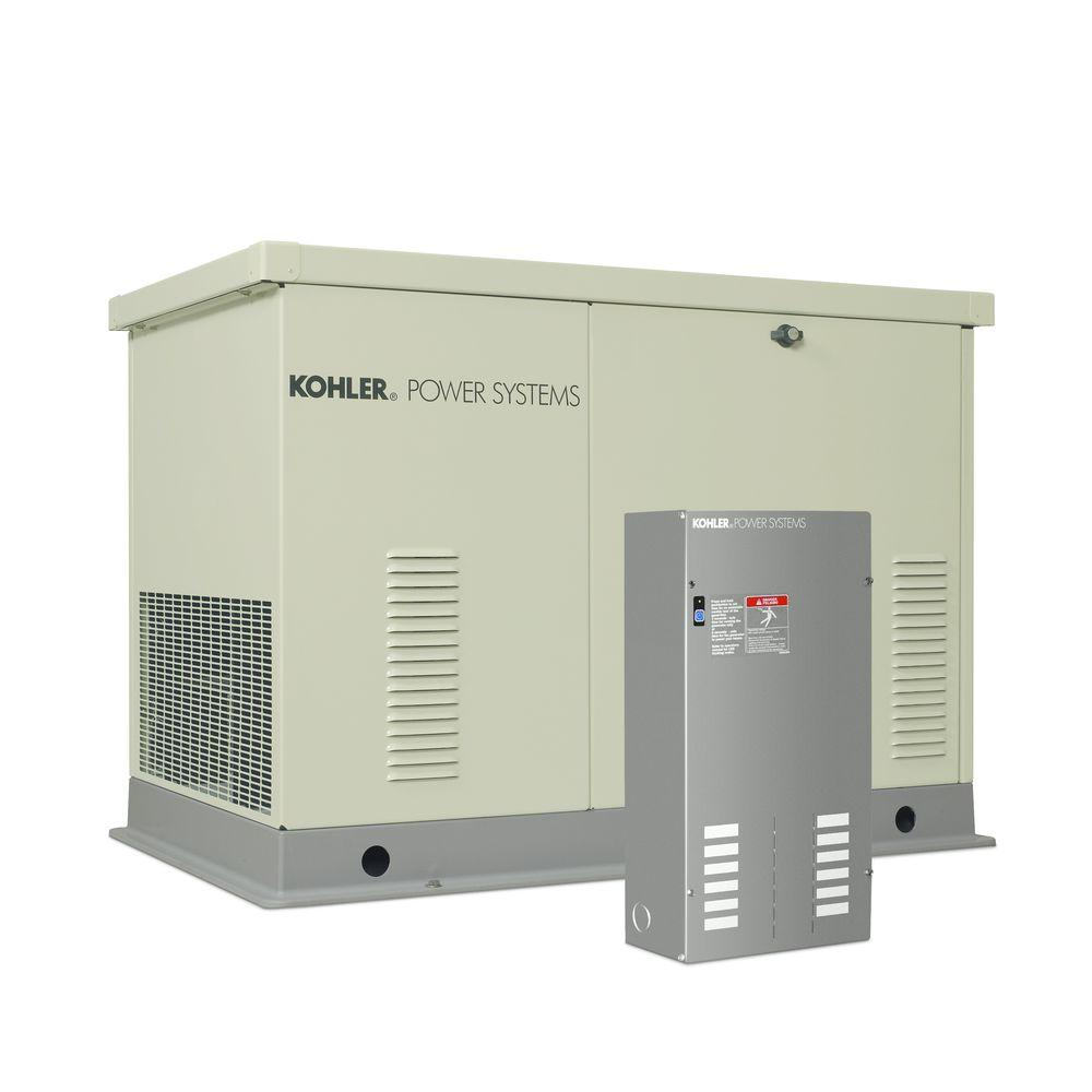 12kW Standby Generator-DISCONTINUED