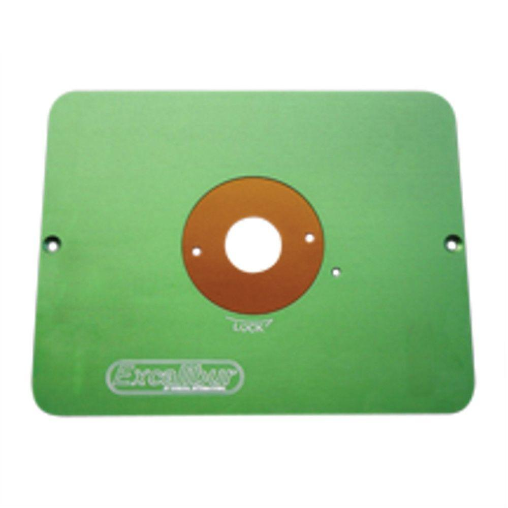 Aluminum Plate for Router Table