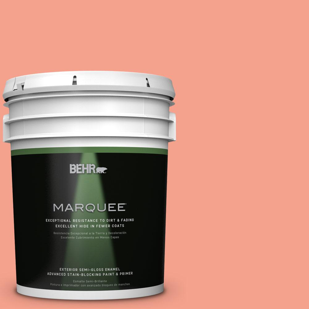 BEHR MARQUEE Home Decorators Collection 5-gal. #HDC-MD-18 Peach Mimosa