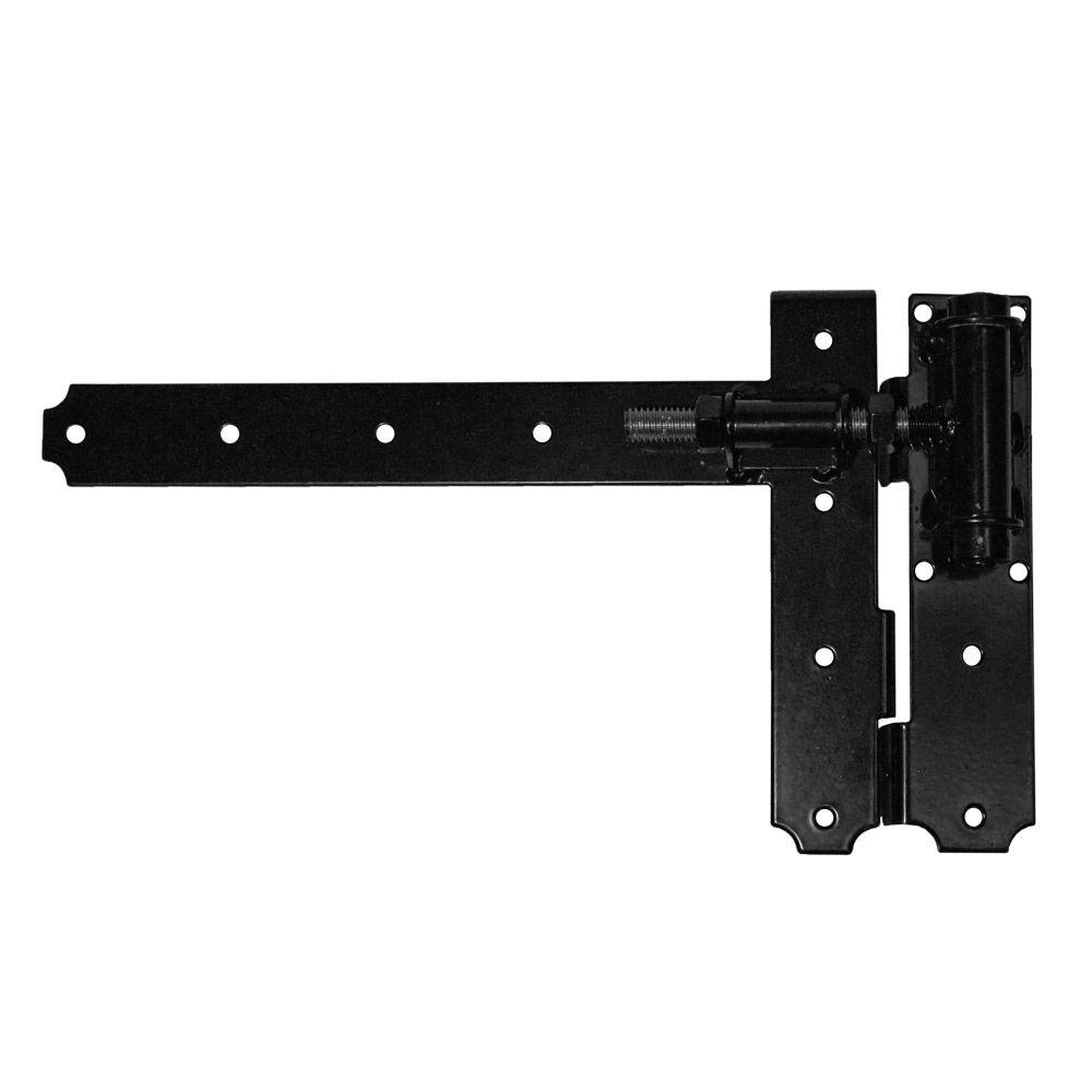 Veranda Xtra Strong Black Stainless Steel Drive Gate Hinge
