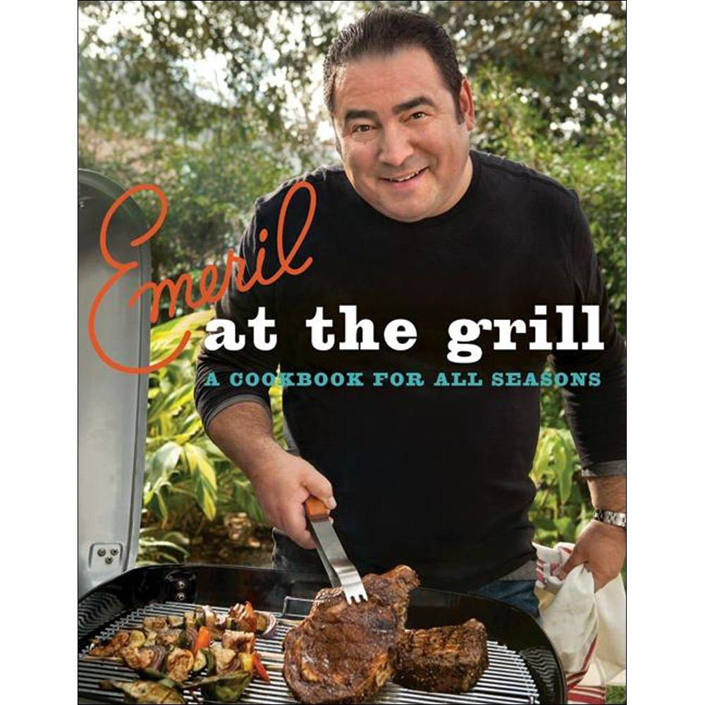 null Emeril at the Grill Book: A Cookbook for All Seasons