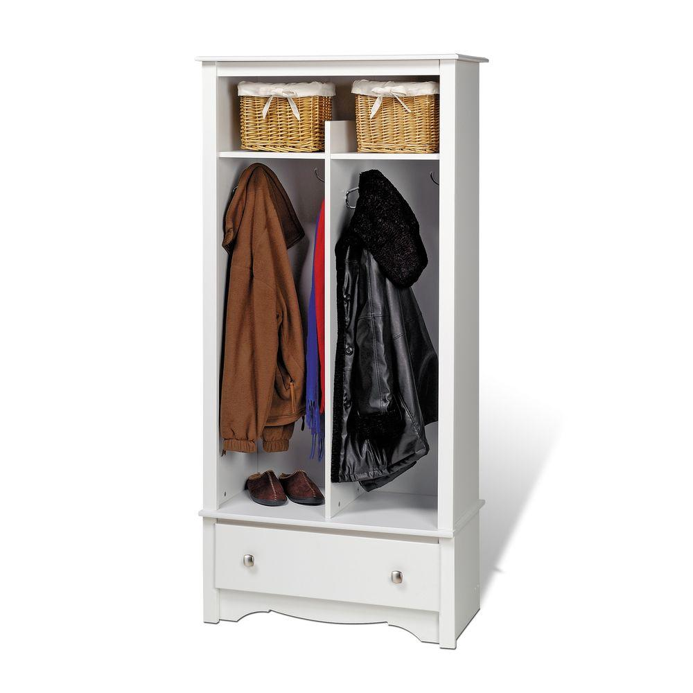 Monterey 1-Drawer Double Wide Locker
