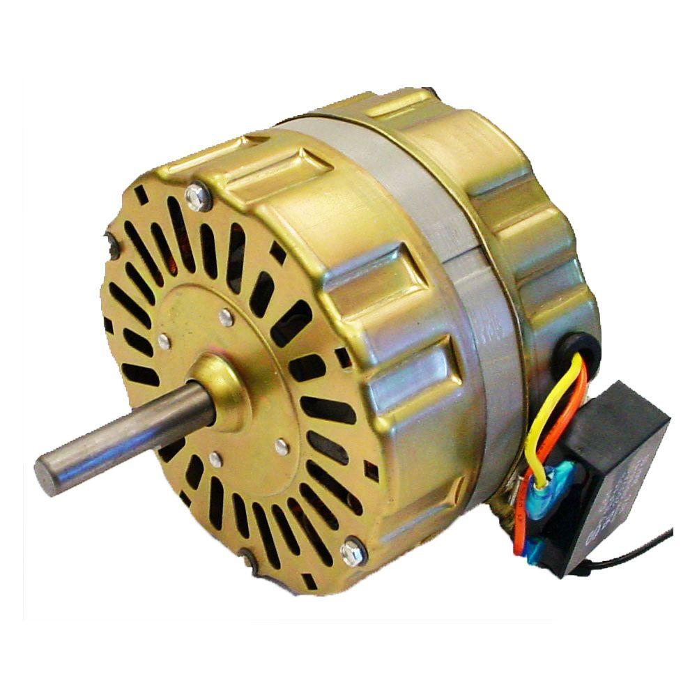 Master Flow Replacement Power Vent Motor for PR3 and PG3 Series Vents
