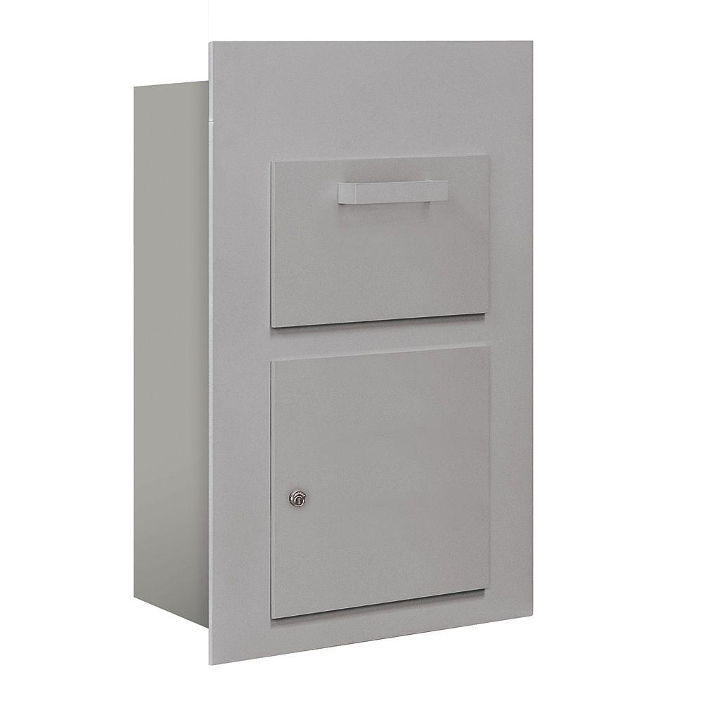 3600 Series Collection Unit Aluminum Private Front Loading for 5 Door