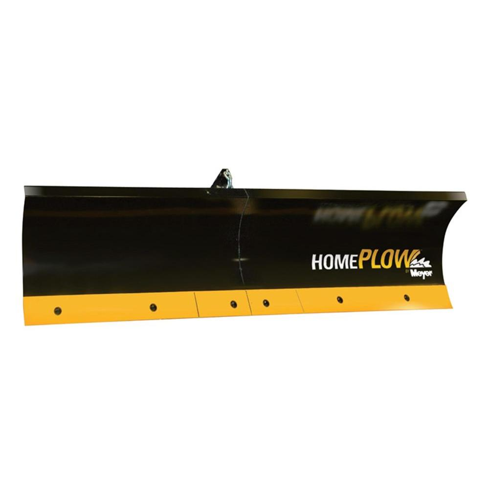 80 in. x 18 in. Auto-Angling Snow Plow with Manual Lift