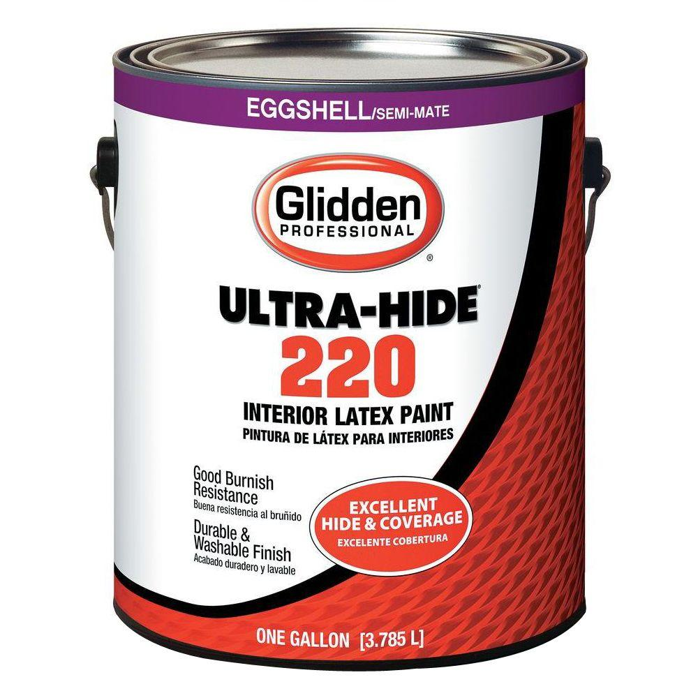 1 gal. Ultra-Hide 220 Base 3 Eggshell Interior Paint