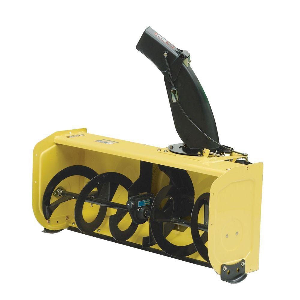 Snow Blower Attachment for 100 Series Tractors