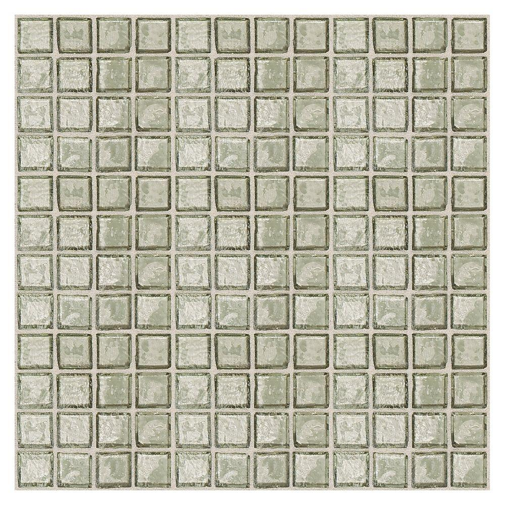 Egyptian Glass Sand 12 in. x 12 in. x 6 mm