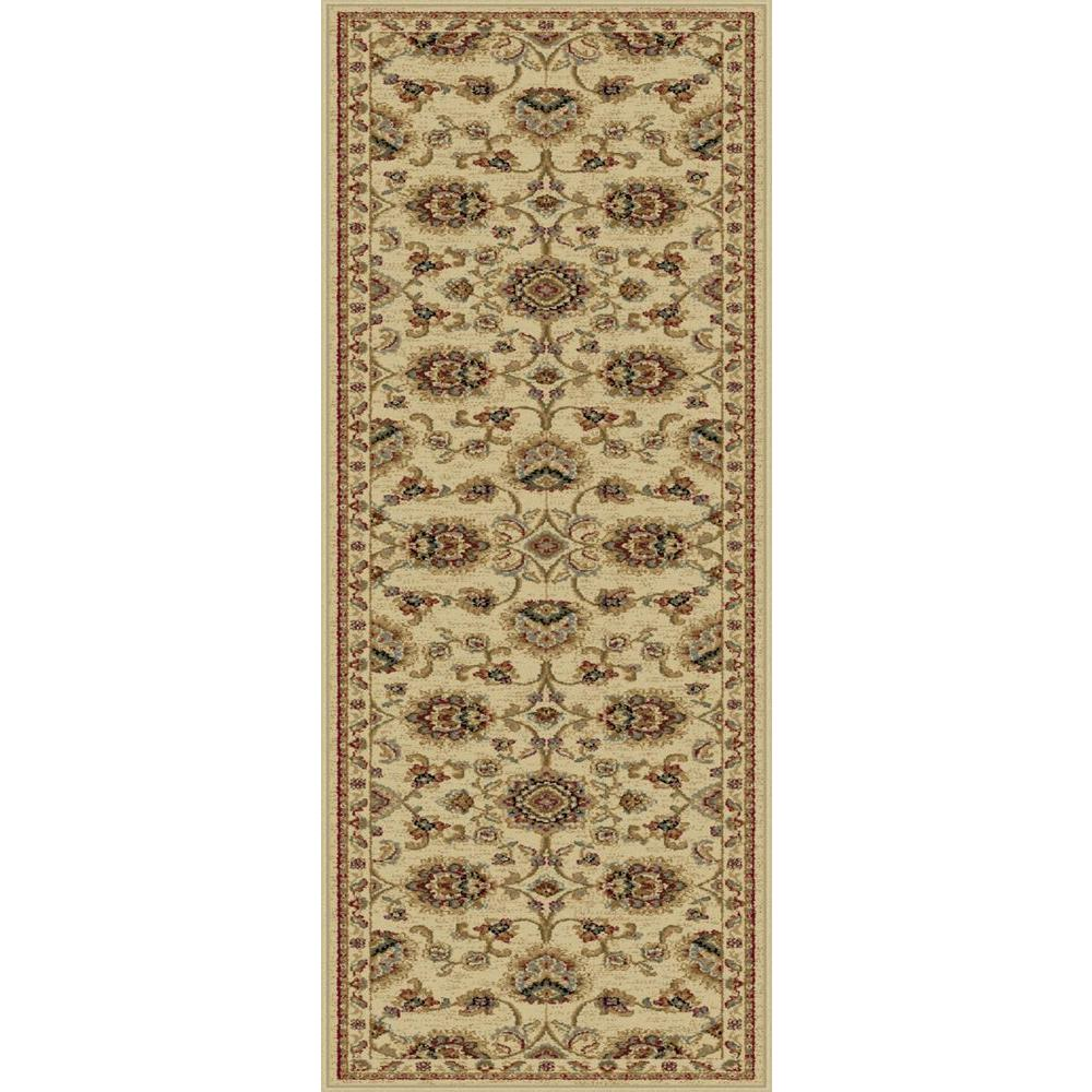 Sensation Ivory 2 ft. 3 in. x 7 ft. 3 in.