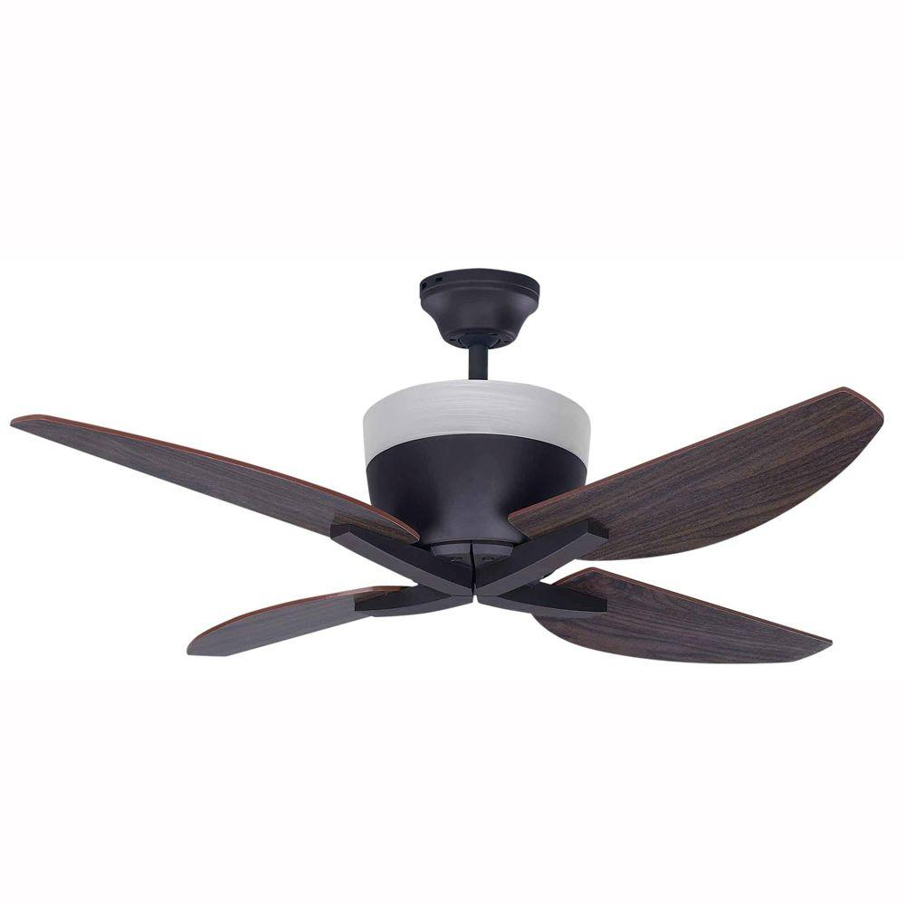 Roxy Lighting Summit 42 in. Indoor Oil Rubbed Bronze Ceiling Fan -DISCONTINUED
