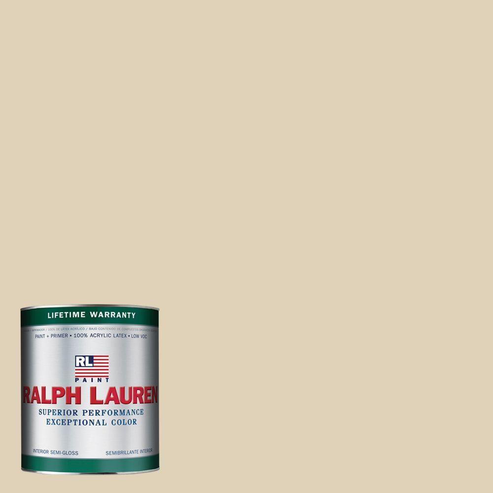 Ralph Lauren 1-qt. Plateau Semi-Gloss Interior Paint-RL1295-04 - The Home Depot