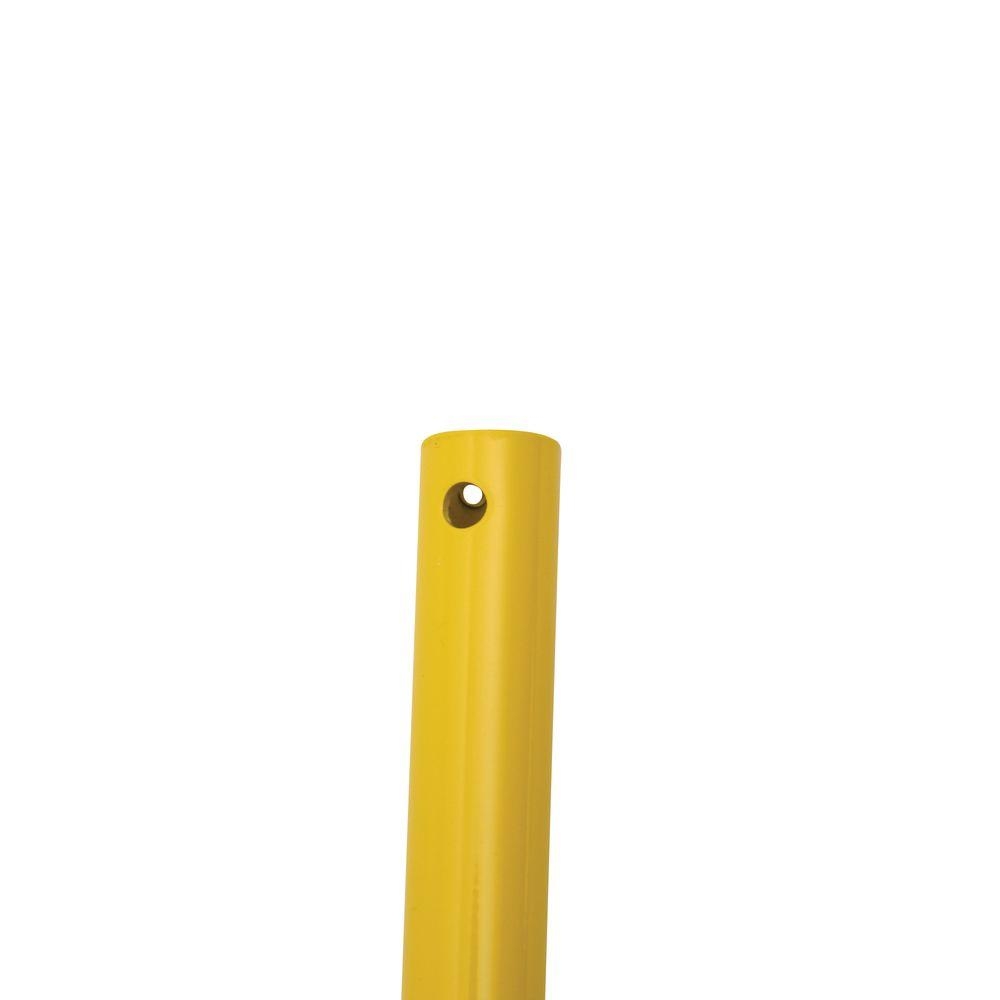 Yosemite Home Decor 48 in. Yellow Ceiling Fan Extension Downrod