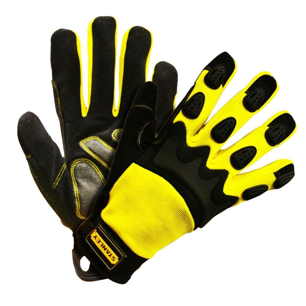 Stanley Prodex High Dexterity Large Glove with TPR Knuckle Protection-S77561 -