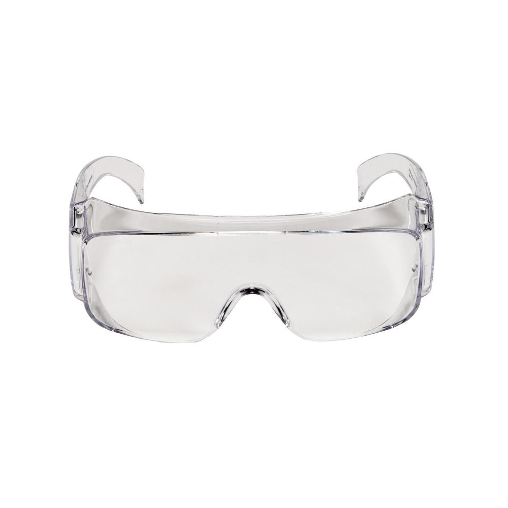 internet glasses  3M Clear Frame with Clear Lenses Over-the-Glass Glasses (Case of ...