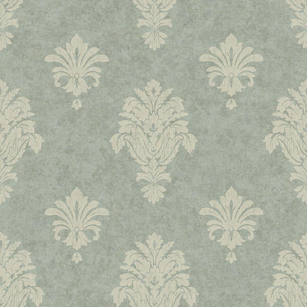 York Wallcoverings 56 sq. ft. Distressed Spot Wallpaper-CR2827 - The Home