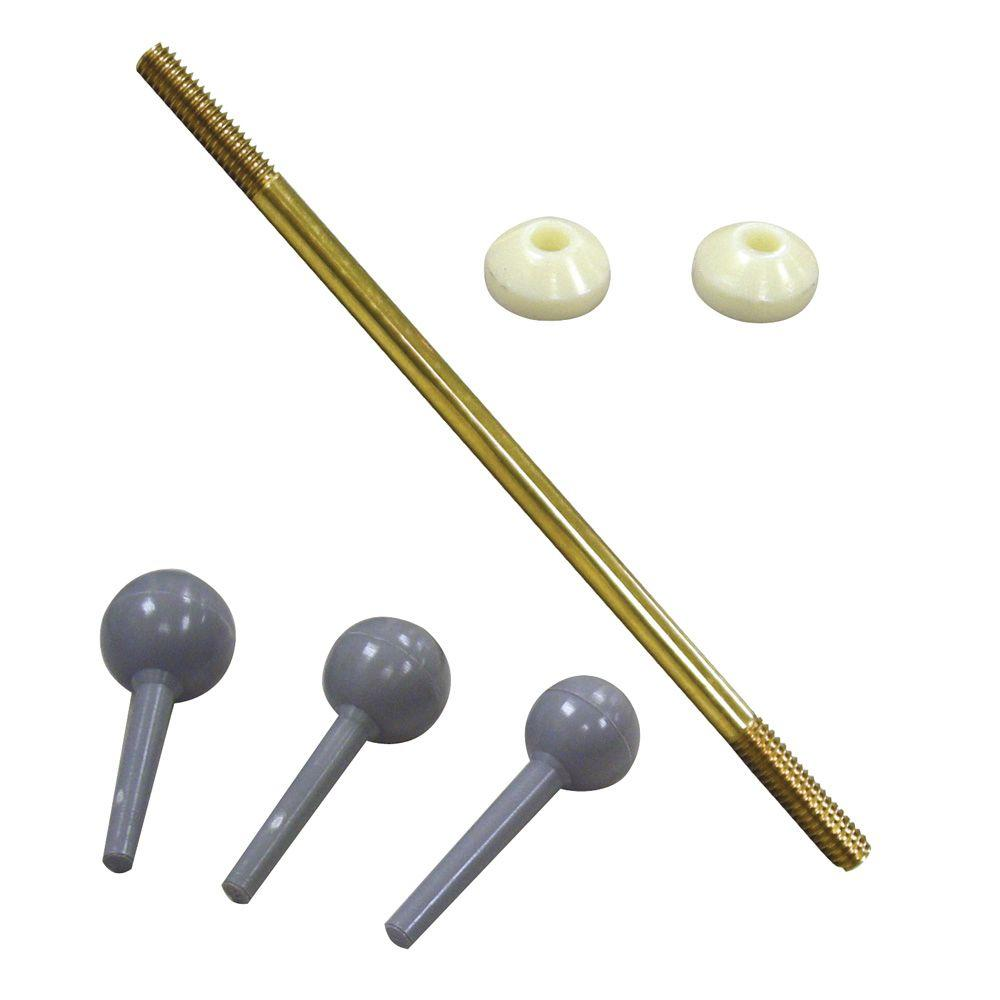 DANCO Universal Ball Rod for Pop-Up Drains