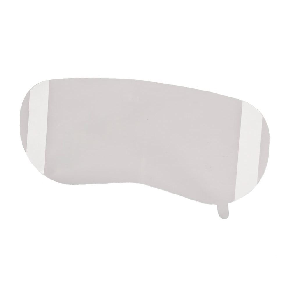 MSA Safety Works Protective Lens Covers for Full Face Piece Respirator