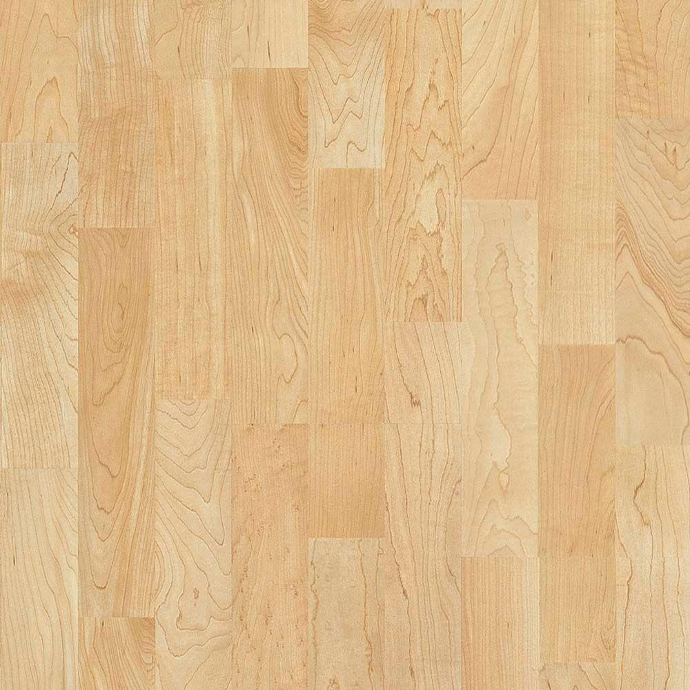 Pergo Presto Victoria Maple 8 mm Thick x 7-5/8 in. Wide x 47-1/2 in. Length Laminate Flooring-DISCONTINUED