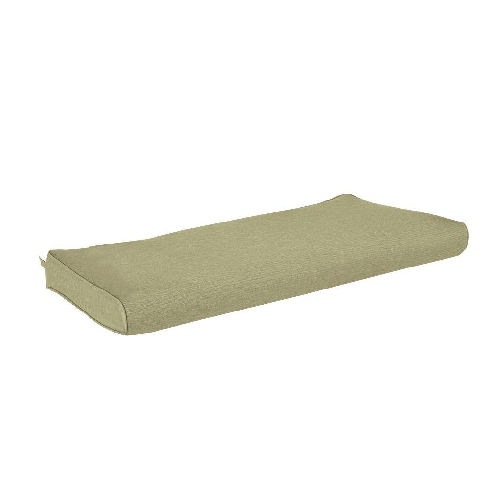 Edington Celery Replacement Outdoor Glider Cushion