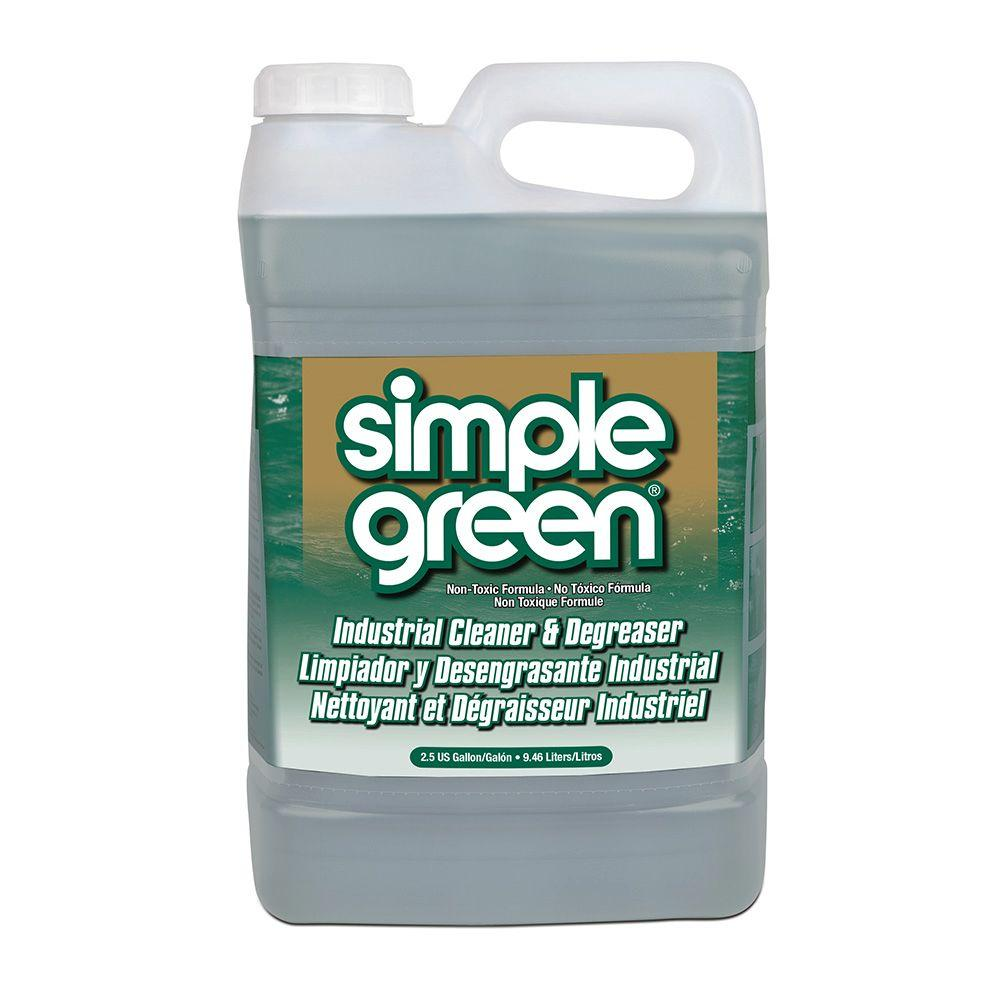 Simple Green 2.5 Gal. All-Purpose Cleaner-13225 - The Home Depot