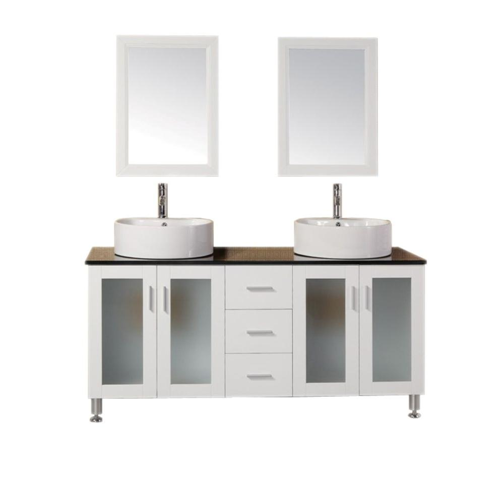 Double Vanities At Home Depot Full Size Of Bathrooms