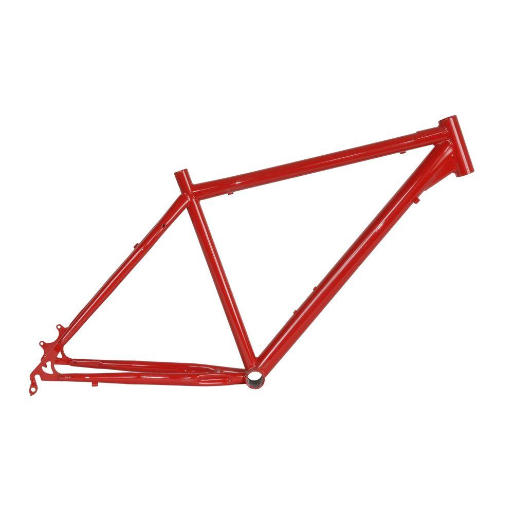 Cycle Force Bicycle Parts & Accessories 16 in. Cro-mo MTB 26 Frame Reds / Pinks CF-930015016