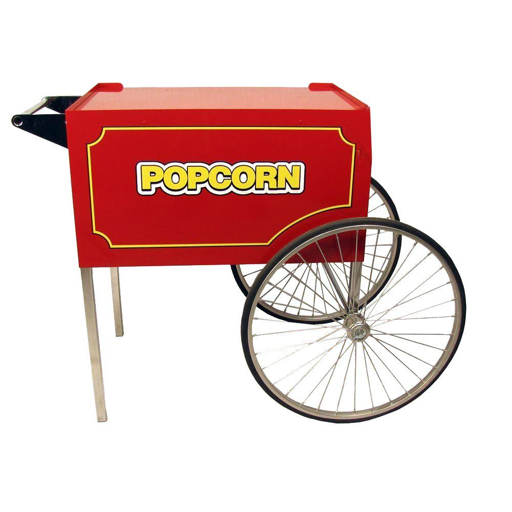 Paragon Popcorn Cart for Classic Pop 14 and 16 oz. Machines