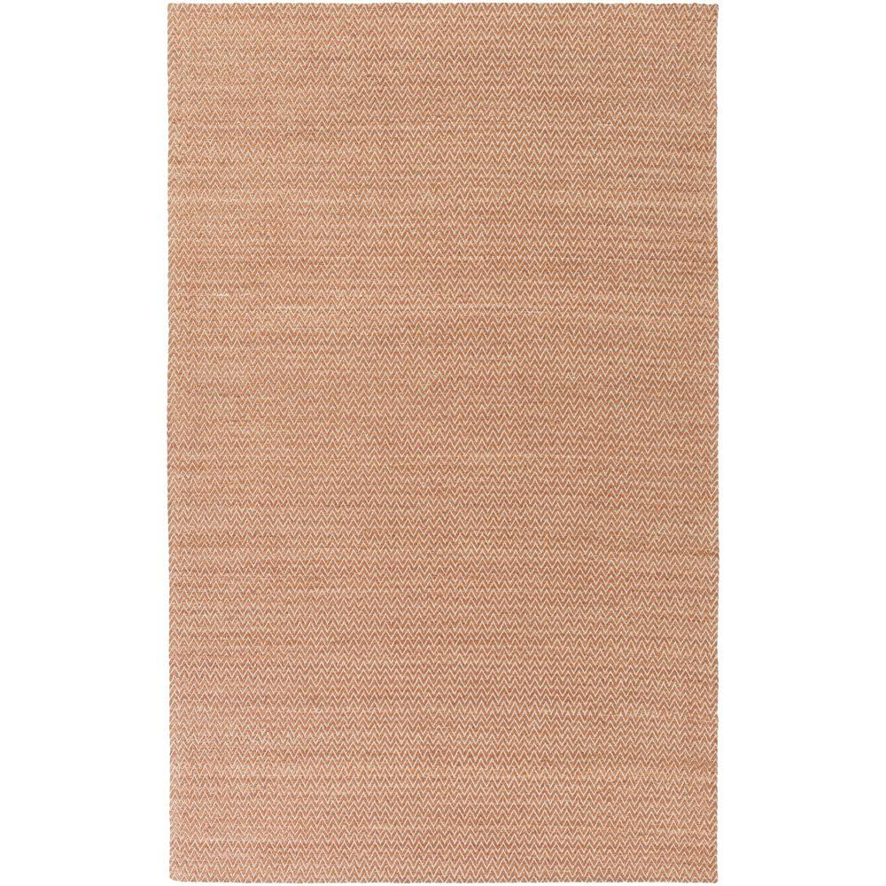 Conway Rust (Red) 2 ft. x 3 ft. Indoor Area Rug
