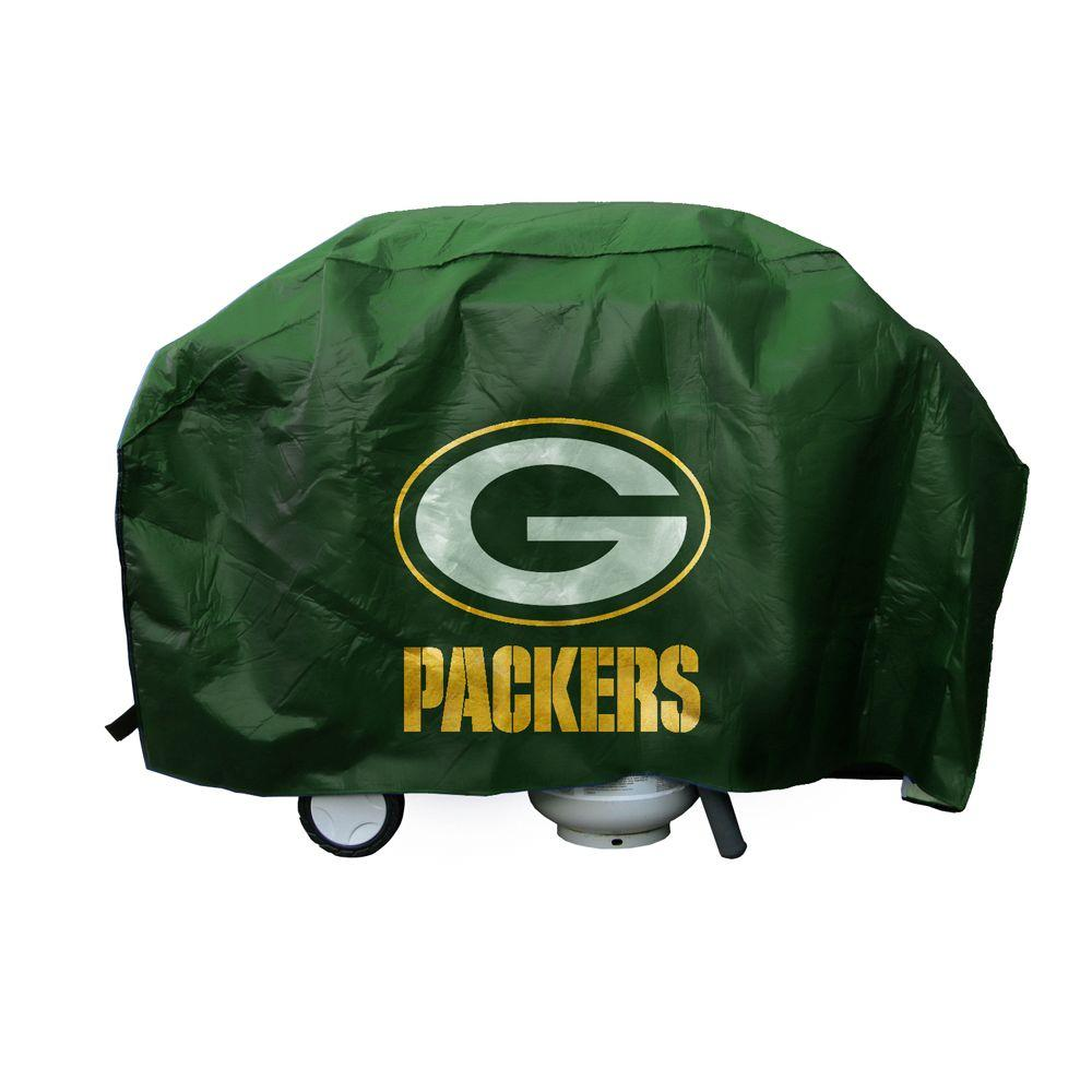 Rico Industries 68 in. NFL Green Bay Packers Deluxe Grill Cover-DISCONTINUED