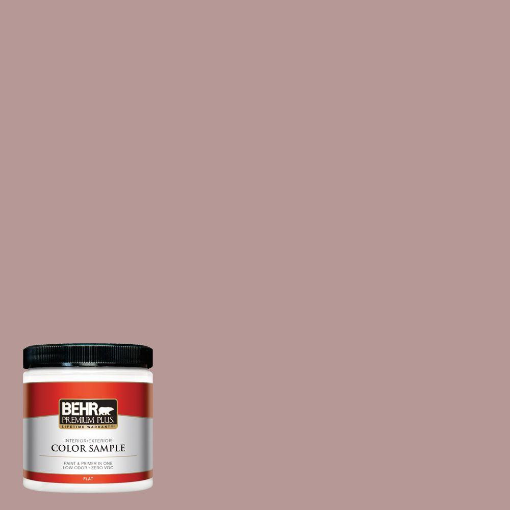 8 oz. #130F-4 Fond Memory Interior/Exterior Paint Sample