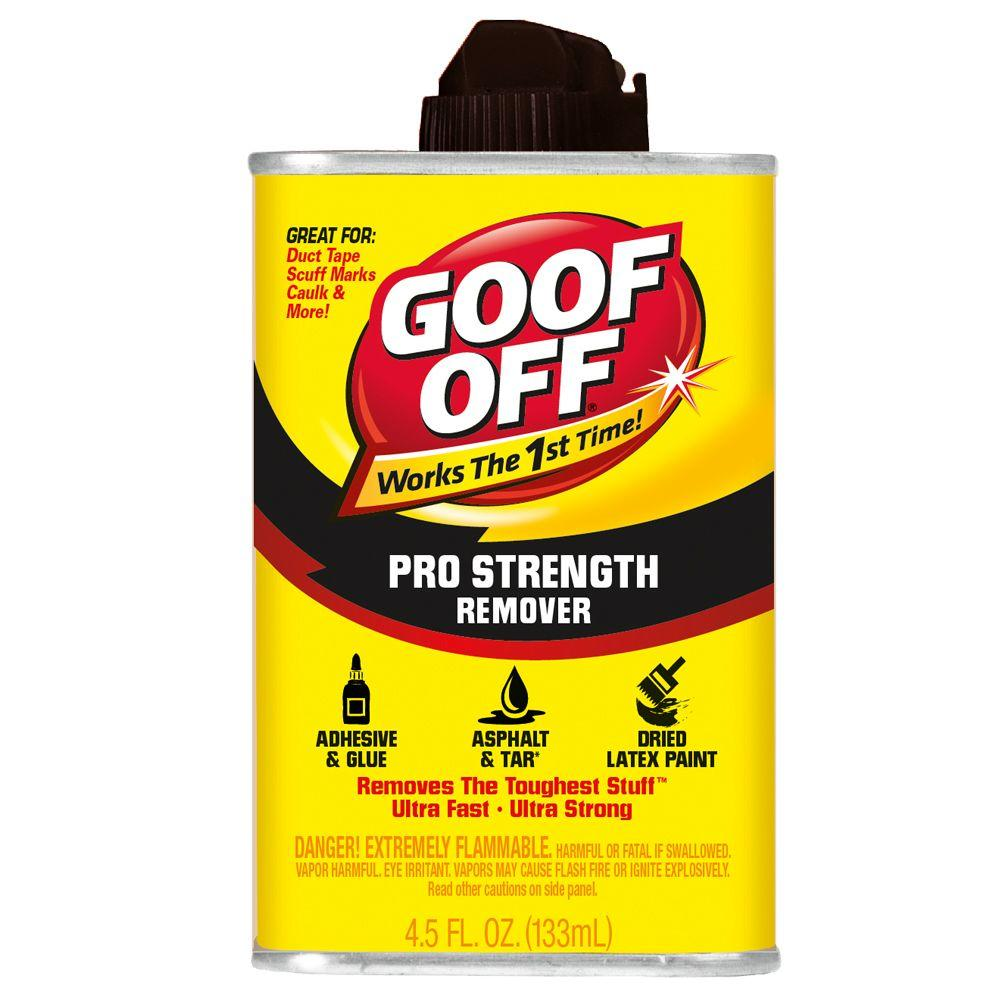 Goof Off 4.5 oz. Professional Strength Remover