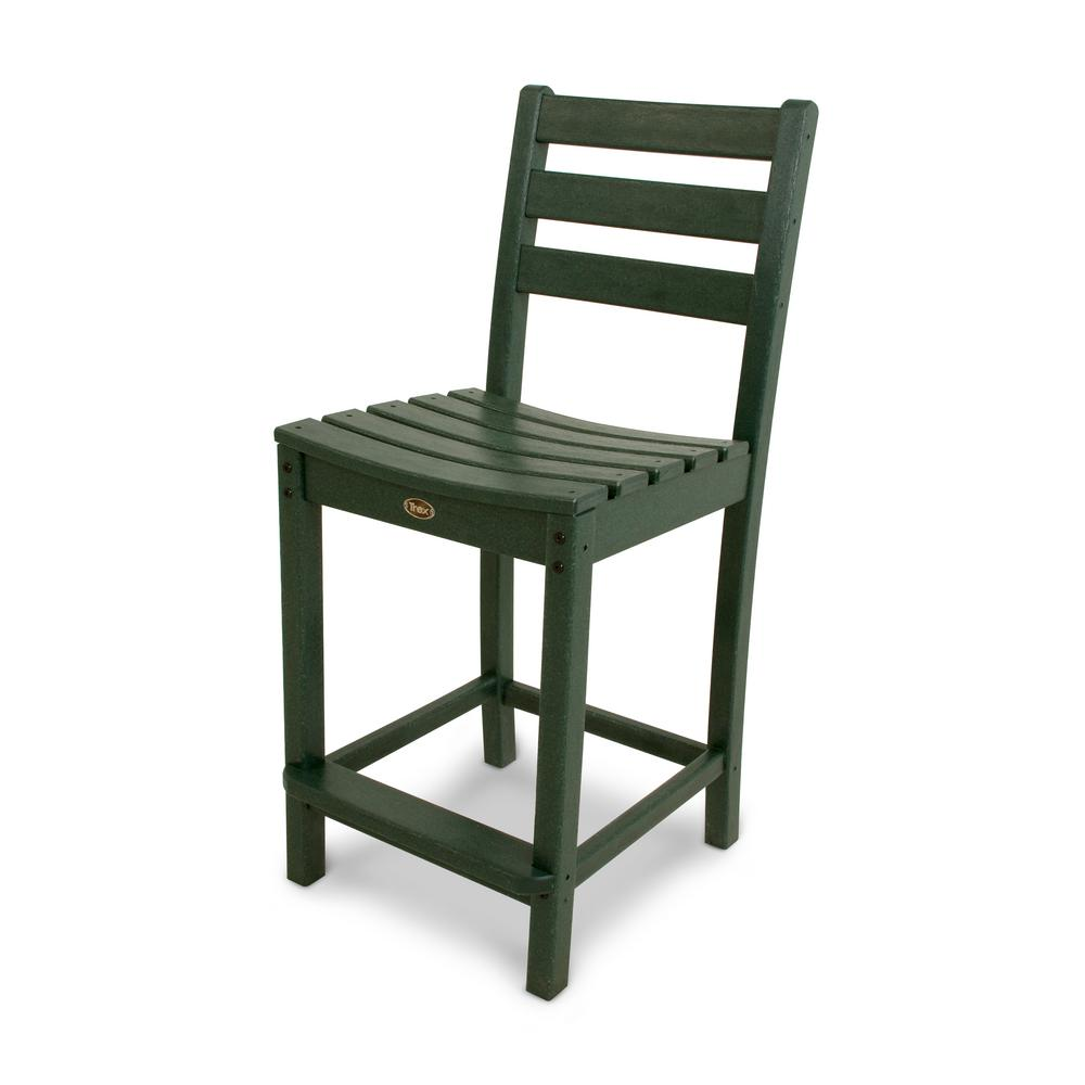 Monterey Bay Rainforest Canopy Patio Counter Side Chair