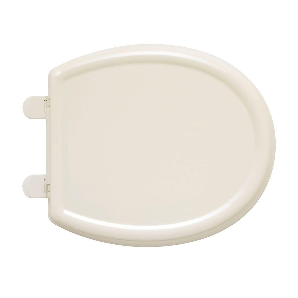 American Standard Cadet 3 Slow Close Round Closed Front Toilet Seat
