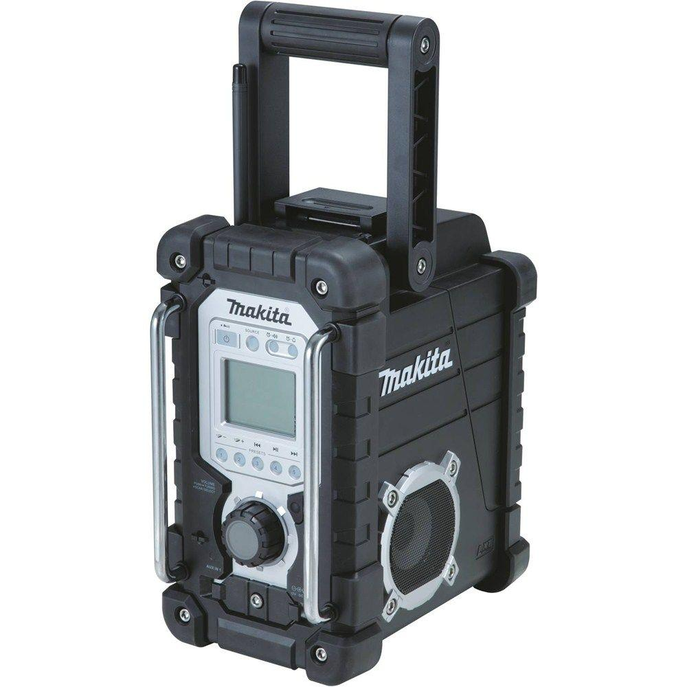 Makita 18-Volt LXT Lithium-Ion Cordless FM/AM Job Site Radio with iPod Docking Station (Tool-Only)