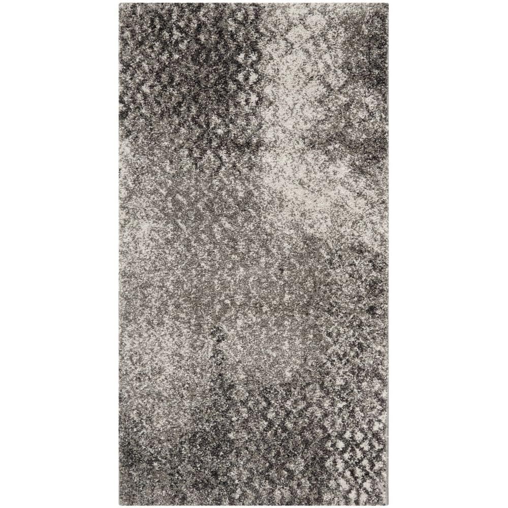 Safavieh Porcello Light Grey 2 ft. x 3 ft. 7 in. Area Rug