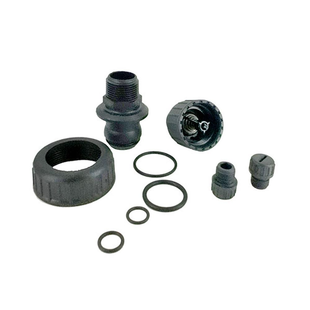 Grundfos 1 in. NPT Fitting Kit for MQ3-45 and MQ3-35 Pumps